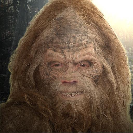Bigfoot-Portrait